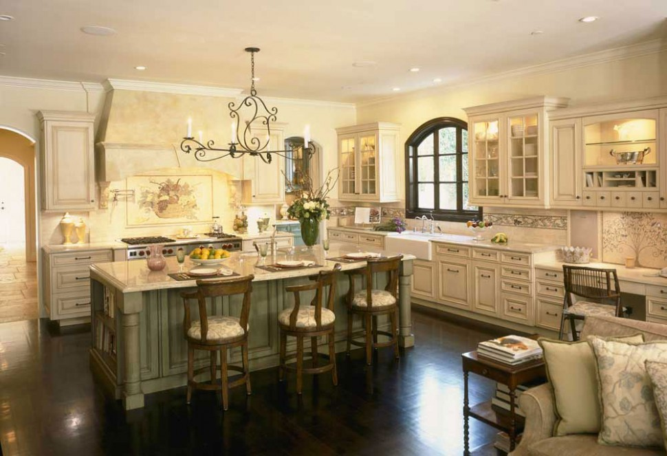 The ugly truth megan sayer for Beautiful kitchen designs