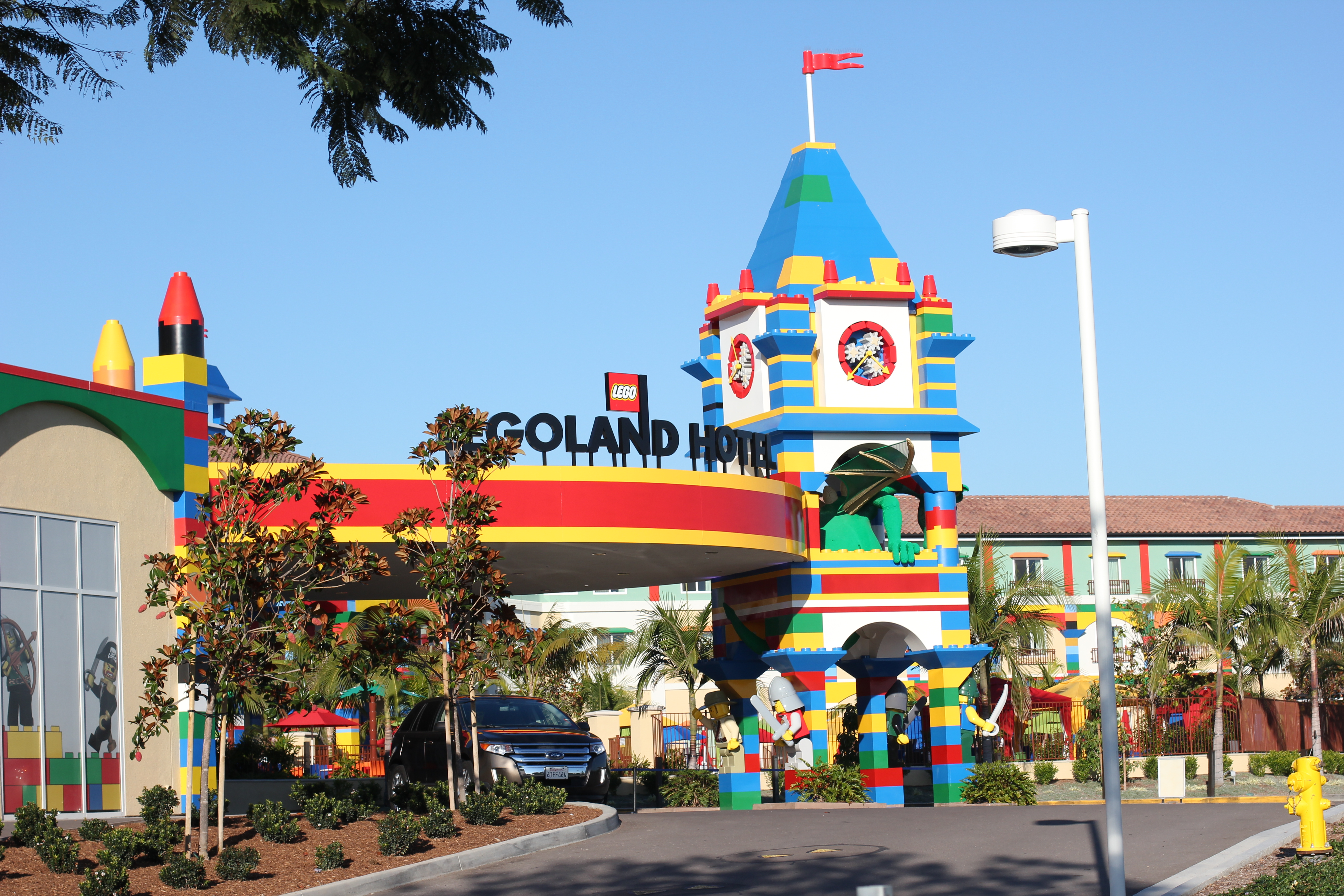 Legoland hotel carlsbad for Hotel california