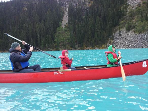 Lake Louise AB